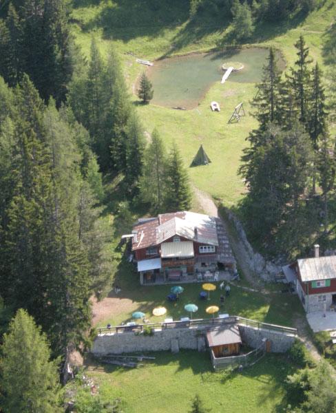 Almhütte Tirol