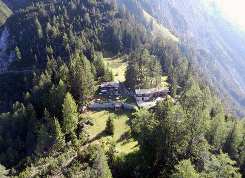 Berghütte Tirol